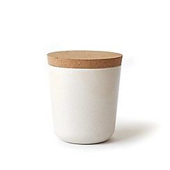 Ekobo - White XL storage jar