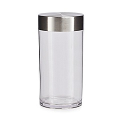 Home Collection - Clear storage cylinder