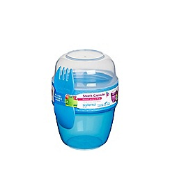 Sistema - Blue 'To Go™' Snack Capsule