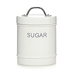 J by Jasper Conran - White sugar jar