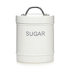 J by Jasper Conran - White sugar jar