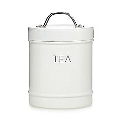 J by Jasper Conran - White tea jar