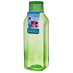 Sistema - Twist cap 725ml water bottle