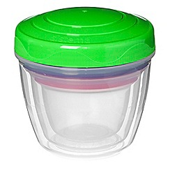 Sistema - 3 'Snack 'n' Nest' to go storage pots