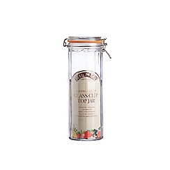 Kilner - Glass 'Clip Top' 2.2L storage jar