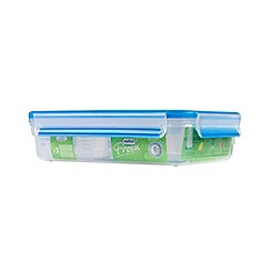 Zyliss - Rectangle 1.2L storage container with inserts