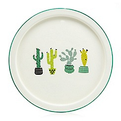 Ben de Lisi Home - Cactus print serving tray