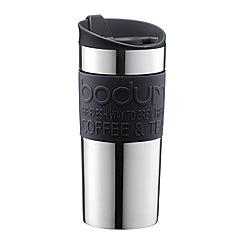 Bodum - Black small vacuum travel mug