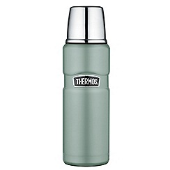 Thermos - Stainless steel 470ml duck egg flask