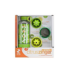 Root 7 - Set of 3 'Citrus Zinger' infused water bottle