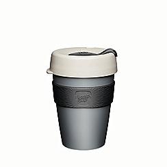Keep Cup - Black 'Original' nitro reusable coffee cup 355ml