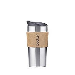Bodum - Stainless steel travel mug 0.3L