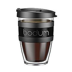 Bodum - Black 'Joycup' travel mug 0.3L