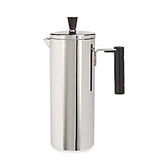 Home Collection - Silver 3 cups cafetiere
