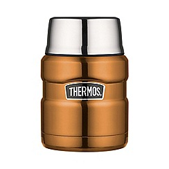 Thermos - Stainless steel 'Kingâ¢' food flask 470ml