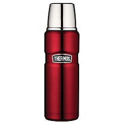 Thermos - Stainless king red 0.47l flask
