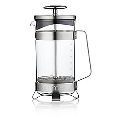 Barista & Co - 8 cup stainless steel cafetiere