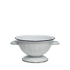 Home Collection - Enamel colander