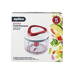 Zyliss - Easy pull manual food processor