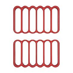 OXO - Red roasting rack