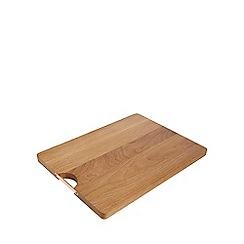 J by Jasper Conran - Natural copper handle board