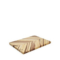 Home Collection - Natural parquet wood board
