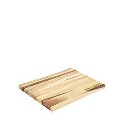 Home Collection - Natural vegetables chopping board