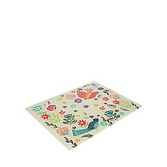Home Collection - Multicoloured printed glass kitchen board