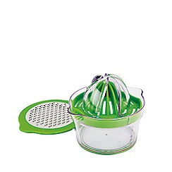 Joe wicks - White and green 4 piece juice and zest set