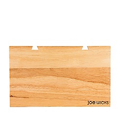 Joe wicks - Wooden chopping board with large food tray