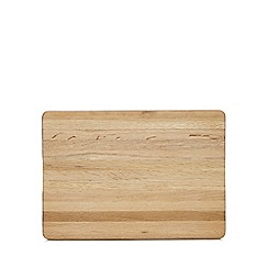 Home Collection - Brown chunky oak chopping board