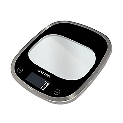 Salter - Curve eletronic scale black 1050