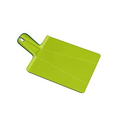 Joseph Joseph - Chop2Pot Plus small folding chopping board in green