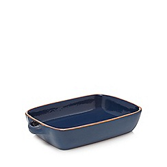 Home Collection - Blue 'Hastings' small roasting dish