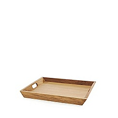J by Jasper Conran - Oak tray