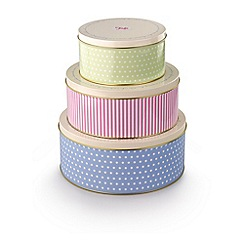 Tala - Set of 3 cake tins