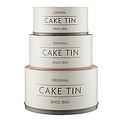 Mason Cash - Set of 3 'Innovative Kitchen' cake tins