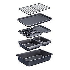 Masterclass - Carbon Steel 7 Piece Bakeware Set