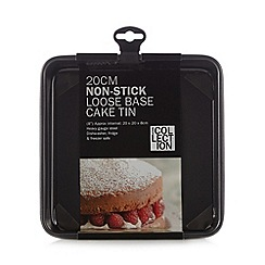 Home Collection - Heavy gauge steel non-stick 20cm cake tin