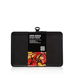 Debenhams - Heavy gauge steel non-stick oven tray