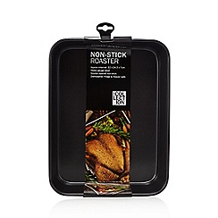 Debenhams - Heavy gauge steel non-stick large roaster