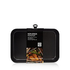 Debenhams - Heavy gauge steel non-stick medium roaster