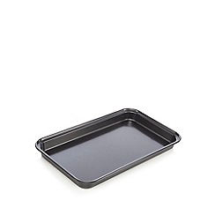 Debenhams - Steel non-stick brownie tin
