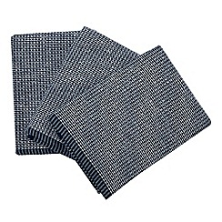 Home Collection - 3 Pack Navy Hand Towels