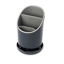 Joseph Joseph - Grey 'Dock' cutlery drainer and organiser