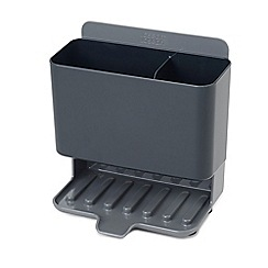 Joseph Joseph - Grey 'Caddy Tower' slimline sink tidy