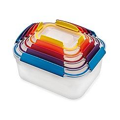 Joseph Joseph - Multi-coloured 'Nestâ¢' 5 piece storage container set