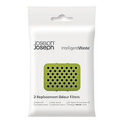 Joseph Joseph - Pack of 2 'Intelligent Waste ' replacement odour filters