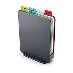 Joseph Joseph - Index chopping boards compact in graphite