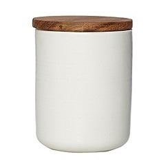 RJR.John Rocha - Designer ceramic large storage jar